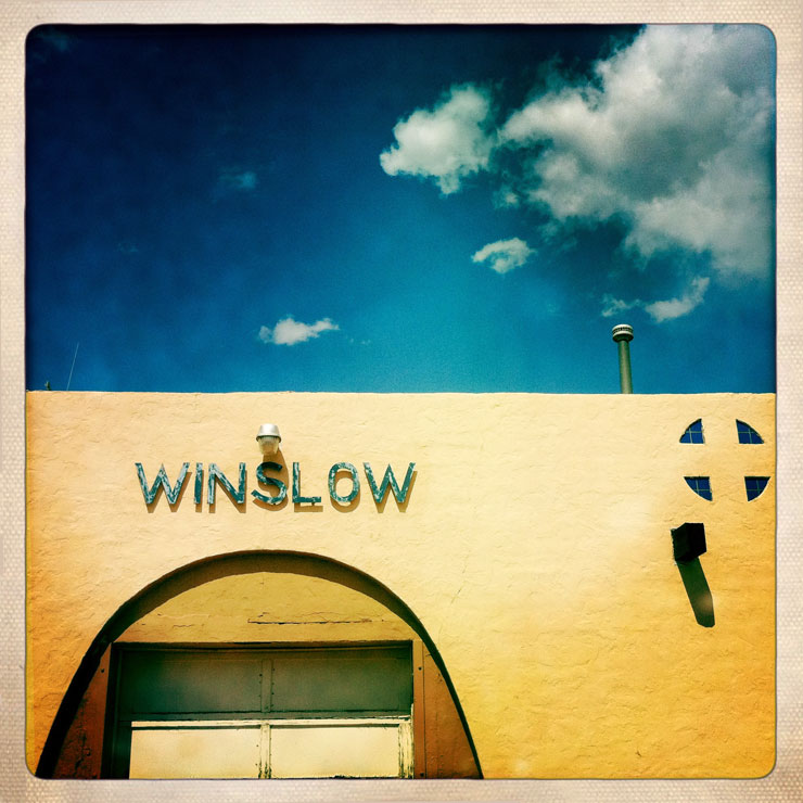 Winslow Depot Arizona